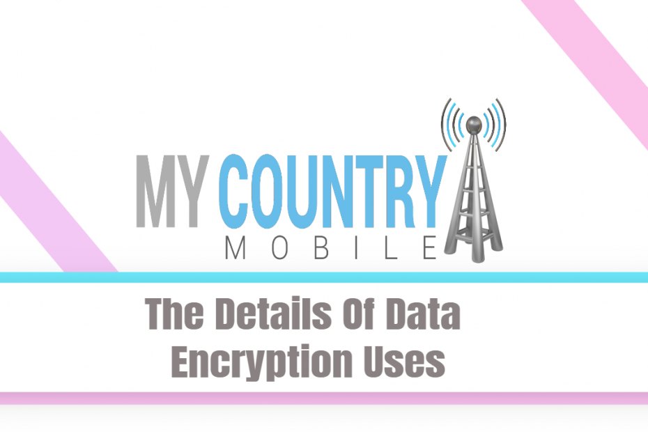The Details Of Data Encryption Uses - My Country Mobile