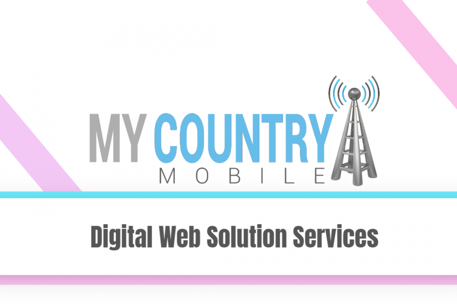 Digital Web Solution Services - My Country Mobile
